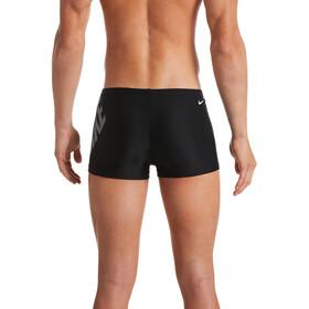 Nike Swim Tilt Square Leg Shorts Men, black
